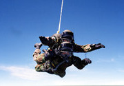 High Altitude Low Open skydiving